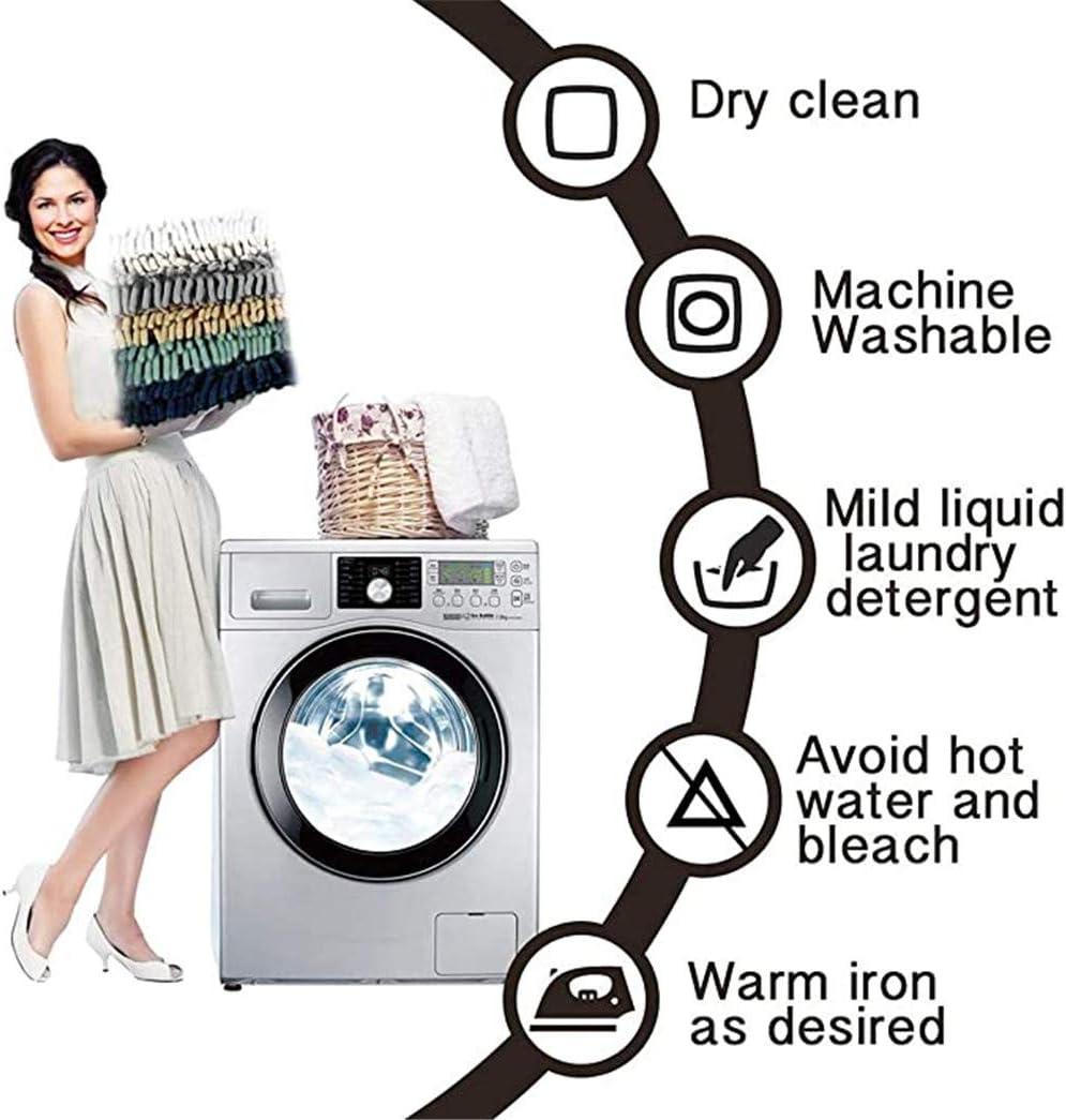 Tappetino antiscivolo in ciniglia lavabile in lavatrice assorbente colore: azzurro cielo in microfibra Xiaoxian 40 x 60 cm