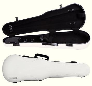 GEWA Cases Estuche de violín con forma Air 1.7 Blanco ...