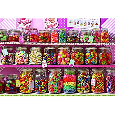 Cobblehill 50713 2000 Pc Candy Store Puzzle Vari