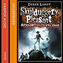 Armageddon Outta Here - The World of Skulduggery Pleasant Audiobook by Derek Landy Narrated by Stephen Hogan