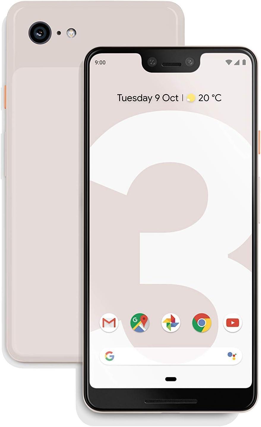 Google Pixel 3 XL (2018) G013C 64 GB – 6.3