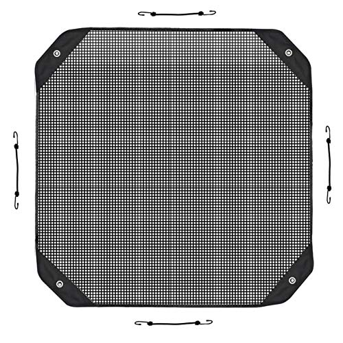 Premium Heavy Duty Mesh Air Conditioner Cover Outdoor - Top Summer Central AC Defender for Outside Units 36 x 36