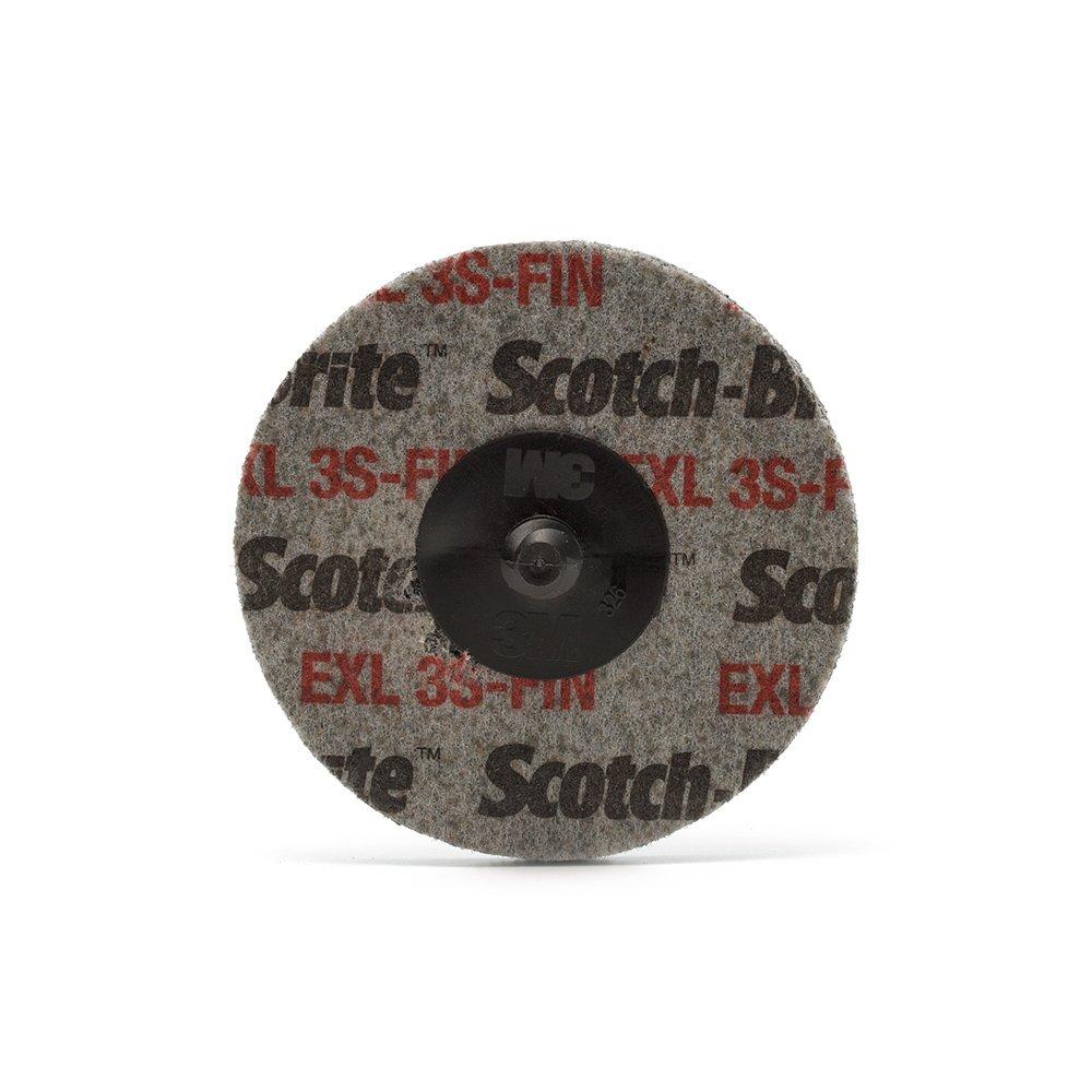 carburo di silicio Roloc EXL 3S pinna scotch-brite//76/mm//3/m Maxidetail AD9201/Unitized Wheel