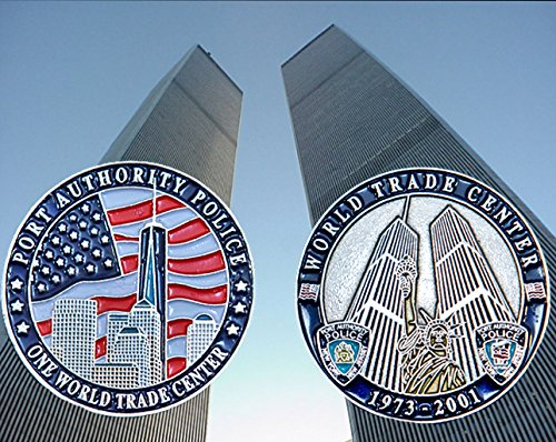 PAPD Port Authority of NY & NJ Police World Trade Center Challenge - New Port Centre