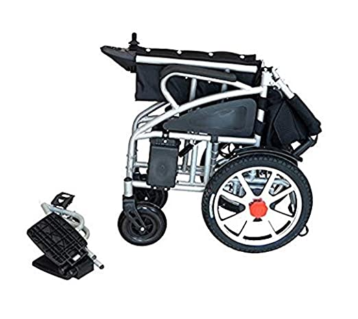 Amazon.com: 2019 Updated ComfyGo Electric Wheelchairs Silla de ...
