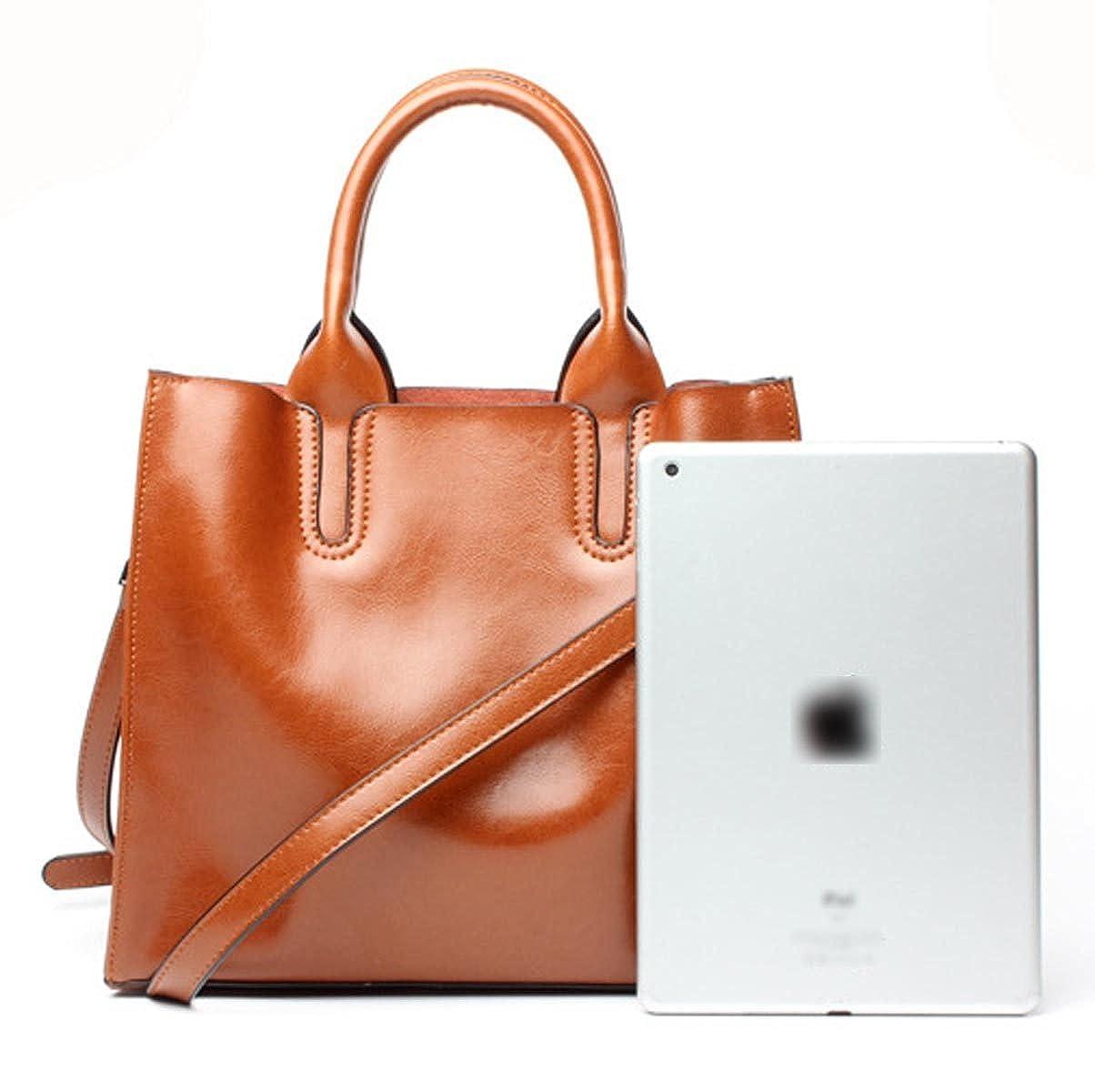 Woman New PU Trend Fashion Large Capacity Tote Bag Single Shoulder Bag Handbag