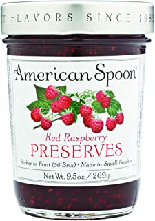 product image for American Spoon Foods Red Raspberry Preserves Pack of 4
