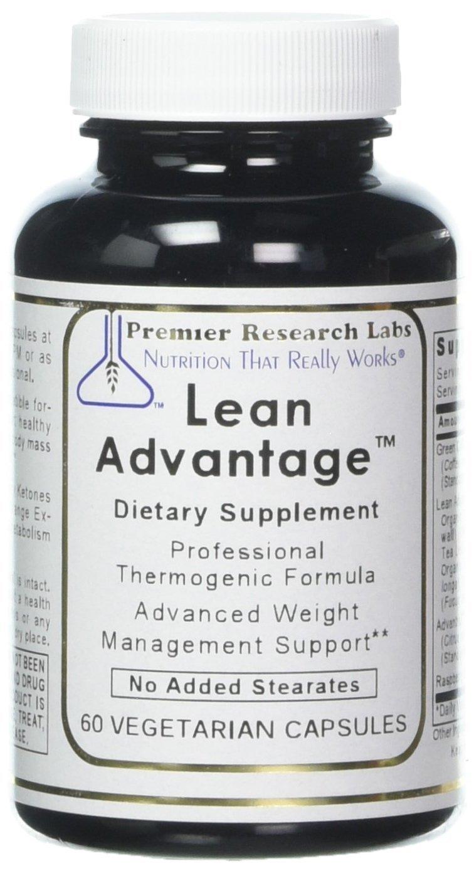 Premier Research Labs Quantum Lean Advantage, 180 VCaps, Weight Management Support