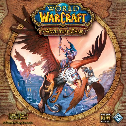 Fantasy Flight Games World of Warcraft: The Adventure Game