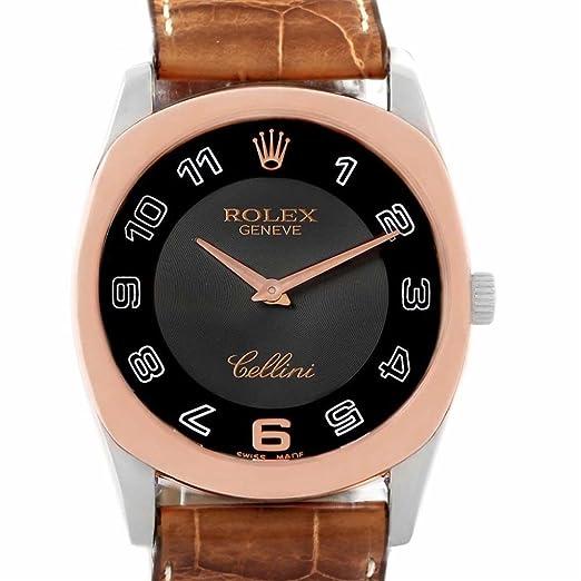 Rolex Cellini 4233 - Reloj automático, autoviento, diseño de hombre: Rolex: Amazon.es: Relojes