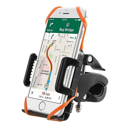512 opinioni per Supporto Bici Smartphone TaoTronics Porta Telefono/Smartphone Bici, Supporto