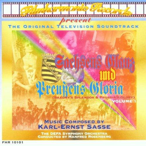 Manfred Rosenberg: Sachsens Glanz & Preußens Gloria 1 (Audio CD)