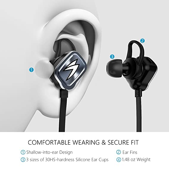 Earphones & Headphones Dashing Mini Bluetooth Earphone Wireless Sport Headphone With Microphone For Smartphone Iphone Hua Wei Cheapest Price From Our Site Bluetooth Earphones & Headphones