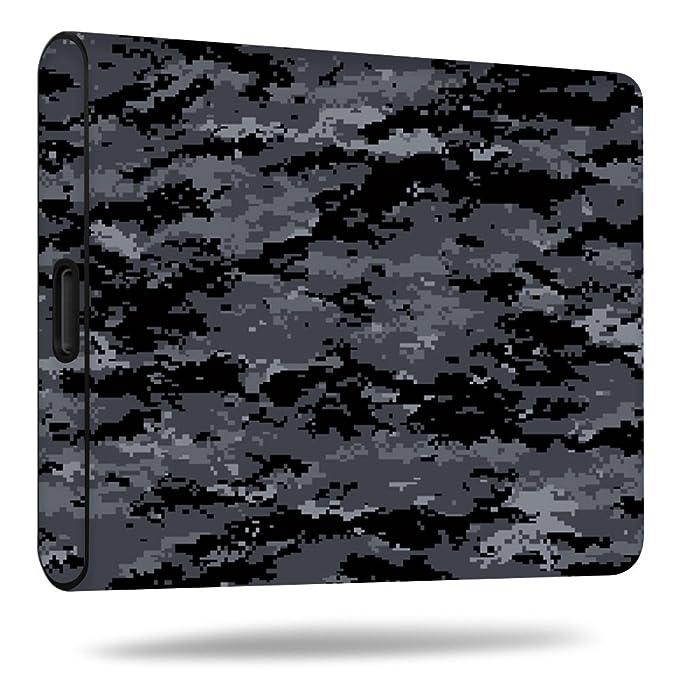 Amazon.com: MightySkins Skin para Samsung T5 portátil SSD ...