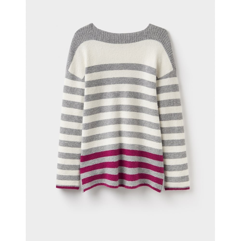 Joules EU44 SWEATER レディース UK16 B077DCZCB2 UK16 EU44 US12|Creme Grey Marl Marl Creme Grey Marl UK16 EU44 US12, 香川郡:48b9ffb2 --- amlakzamanpour.ir