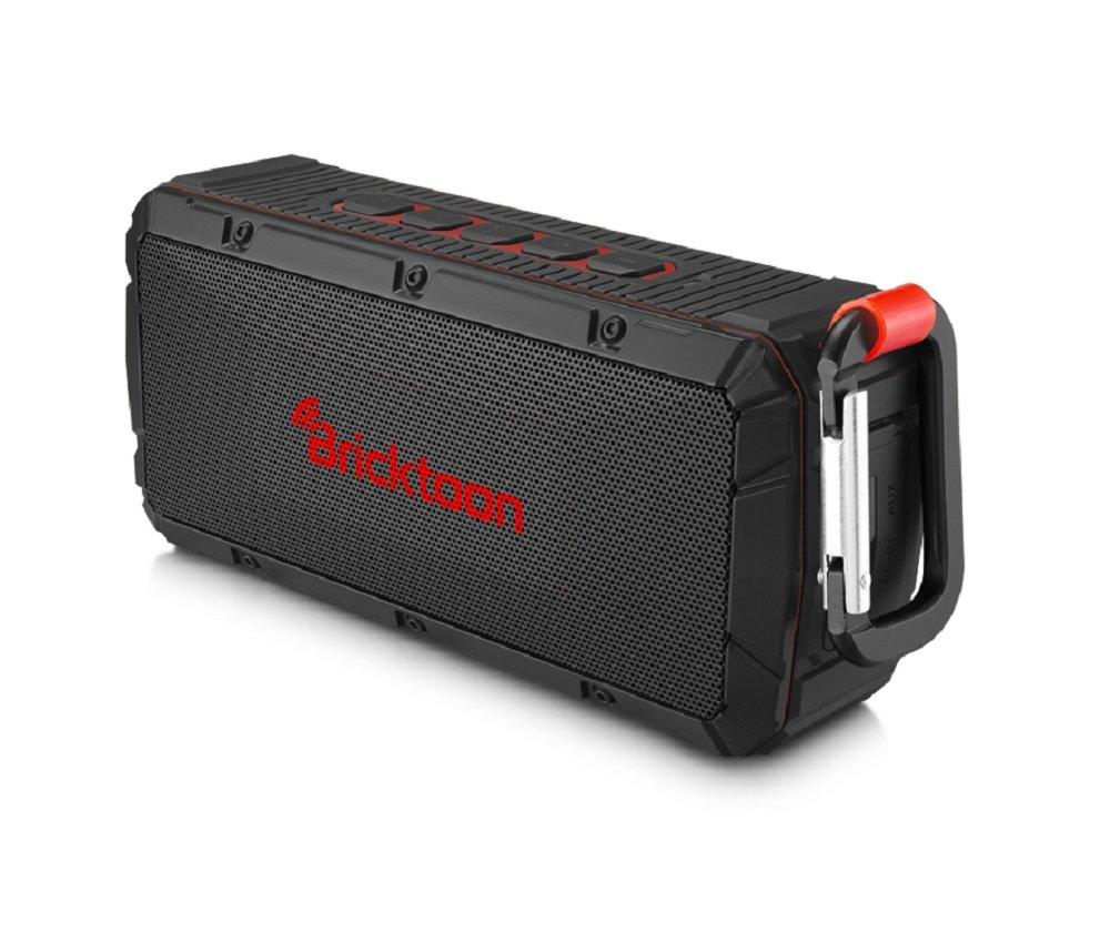 Bricktoon V3 Portable 4.0 Bluetooth 10W Wireless Speaker -..