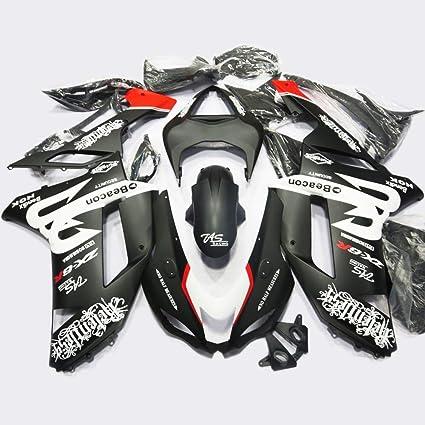 Moldeado ABS de inyección - kit de carenado para Kawasaki ...