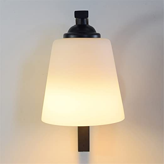 FIONADAN Led Wall Lamp Bedroom Bedside Lamp In The Living Room ...