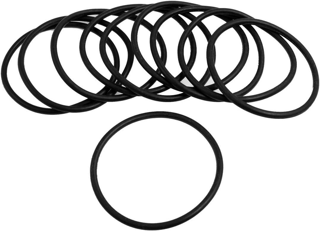 Round Seal Gasket Package 20 O-Rings Nitrile Rubber External Diameter 32 mm Internal Diameter 28 mm Width 2 mm