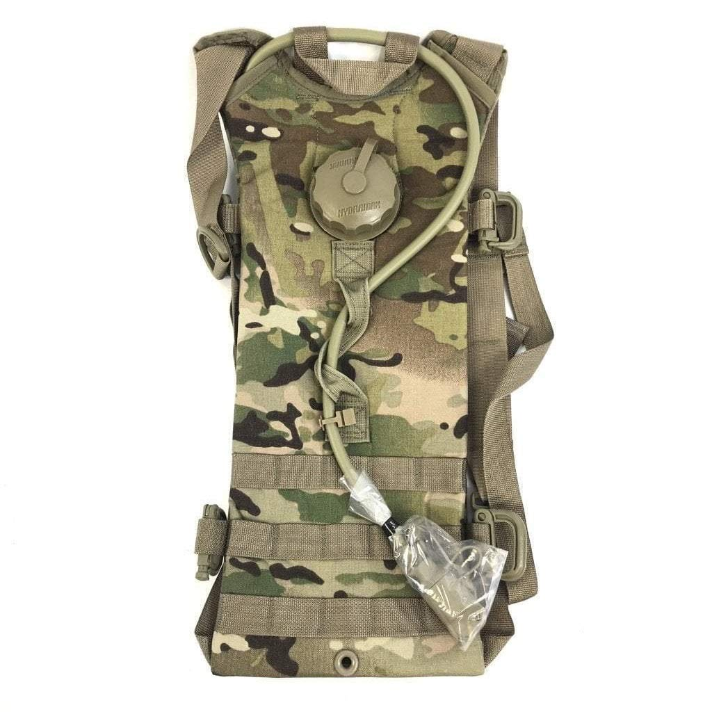 MOLLE Hydration System, USGI Issue, MultiCam OCP , NSN 8465-01-580-1316