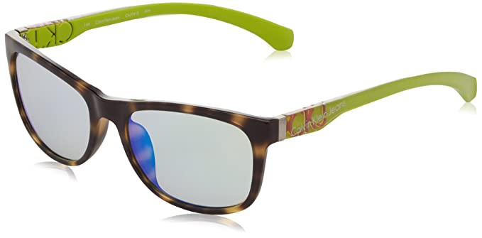 Calvin Klein Jeans Wayfarer Eye, Gafas de Sol para Mujer ...