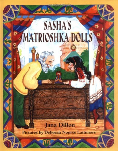 Sasha's Matrioshka Dolls