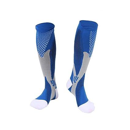 Calcetines De Compresión, Calcetines De Equitación Calcetines De Enfermería Atletismo Para Mujeres Mejor Graduado Atlético