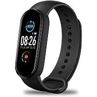 Pulsera de Actividad Inteligente Reloj Deportivo IP67 para Hombre Mujer con GPS Monitor de Sueño Podómetro Contador…