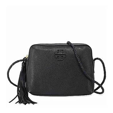 b1a298c240b52 Tory Burch Taylor Camera Bag - Black  Handbags  Amazon.com