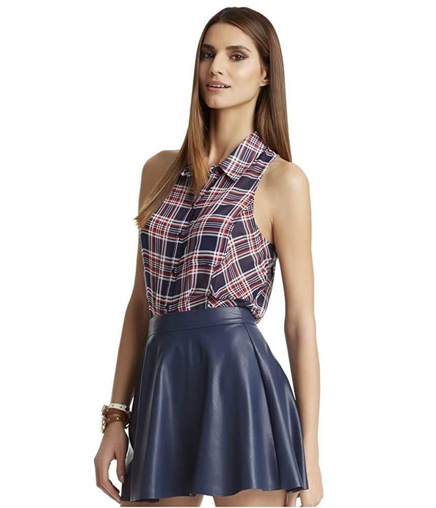 Aeropostale Womens Pretty Little Liars Mini Skirt 2540