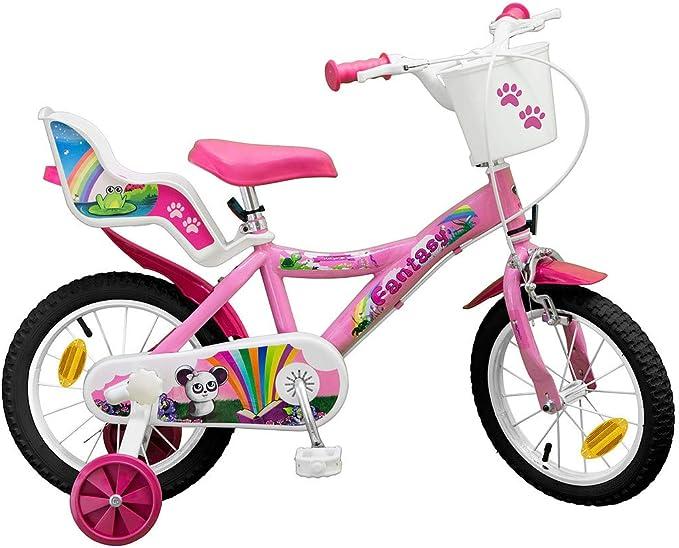 TOIMSA - Fantasy, Bicicleta de 14