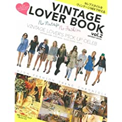 VINTAGE LOVER BOOK 最新号 サムネイル
