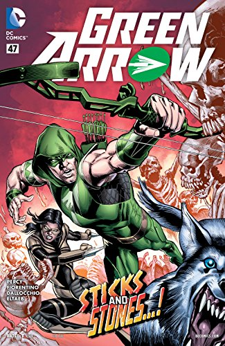 Amazon.com: Green Arrow (2011-2016) #47 eBook: Benjamin ...