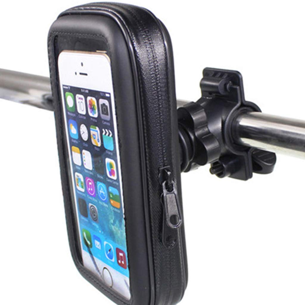 VvXx Bycicle Mobile Phone Holder Motorcycle Waterproof Pocket Scooter Car Accessories For Iphone//Samsung//Htc//Sony