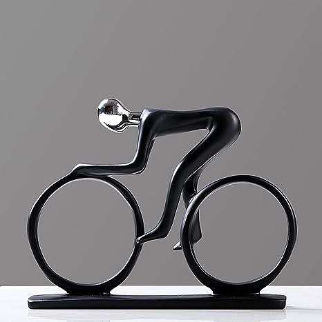 La bici negra minimalista moderna del deporte que labra los ...
