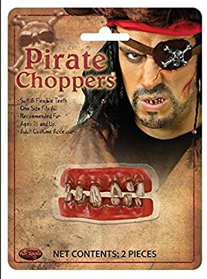 The Magic Attic - Pirate Teeth by Horror Teeth