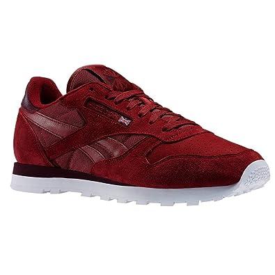 ecdb54ad9b6 Reebok Shoes - Cl Leather Np burdeaux red white size  40.5  Amazon.co.uk   Shoes   Bags