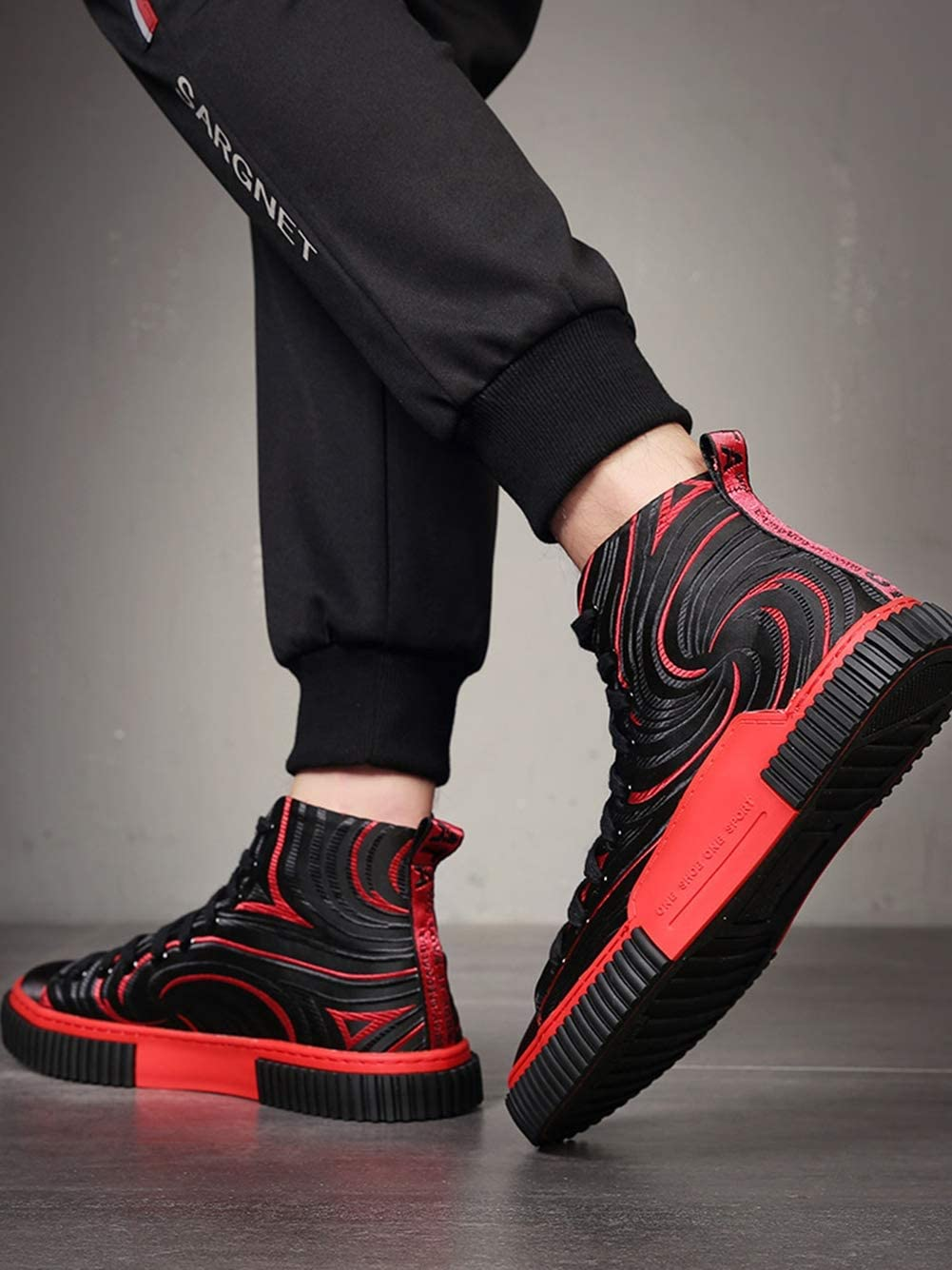 SXELODIE Fashion Mens Canvas Shoes Casual Sneakers Sports Shoes