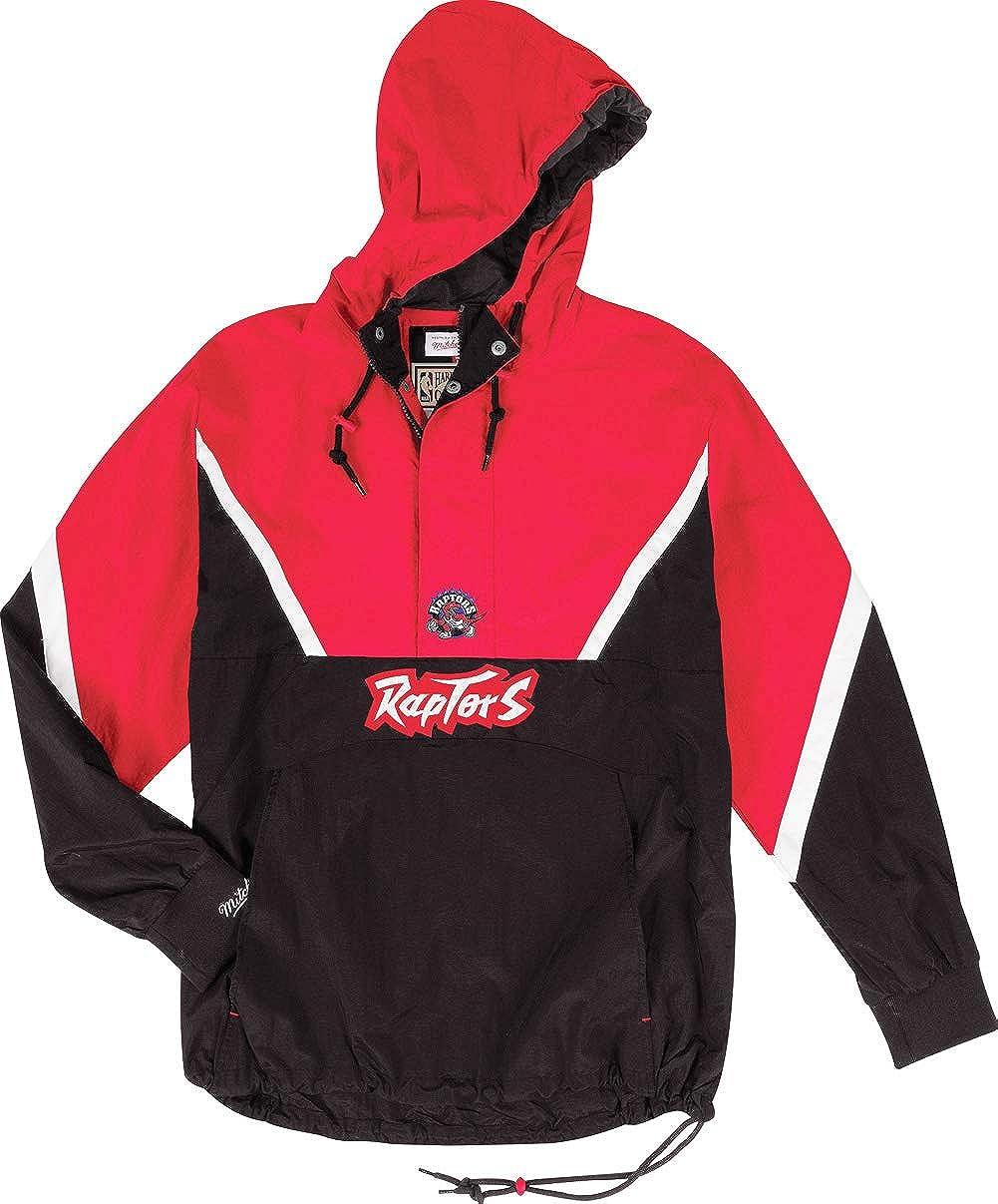 Mitchell & Ness Toronto Raptors Half Zip Anorak Jacket