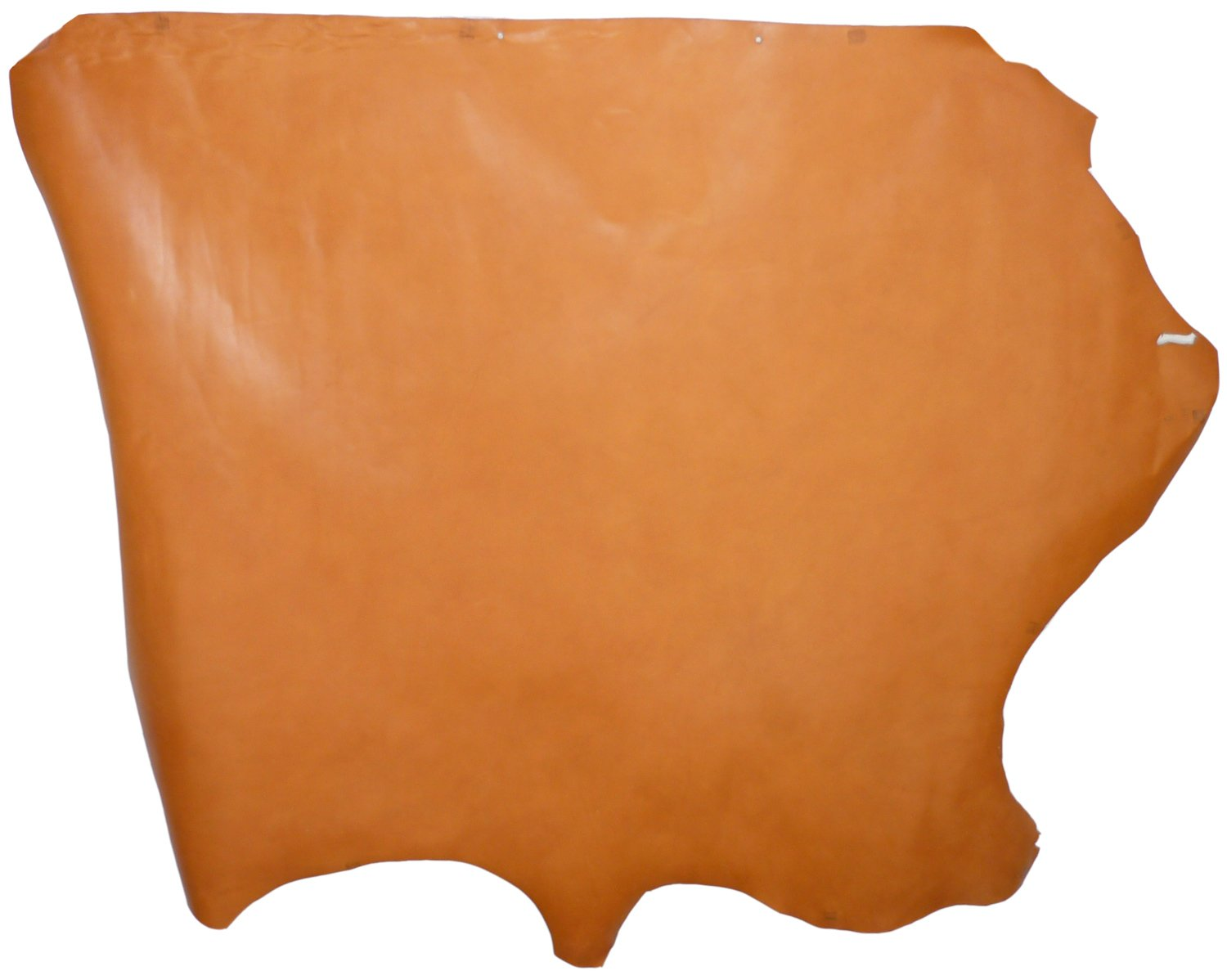 Calfskin Leather - Tan - 8 Square Feet