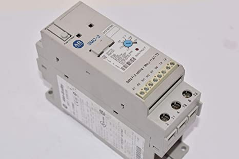 NEW ALLEN BRADLEY 150 C16NBD SMC 3 SMART MOTOR CONTROLLER