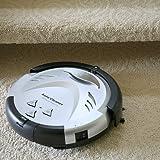 robotic intelligent automatic vacuum cleaner pro