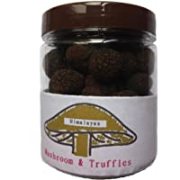 Negro trufa entera en tarro seca 100 gramos
