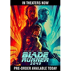 Blade Runner 2049 arrives on Digital Dec. 26 and on 4K, 3D, Blu-ray, and DVD Jan. 16 from Warner Bros.