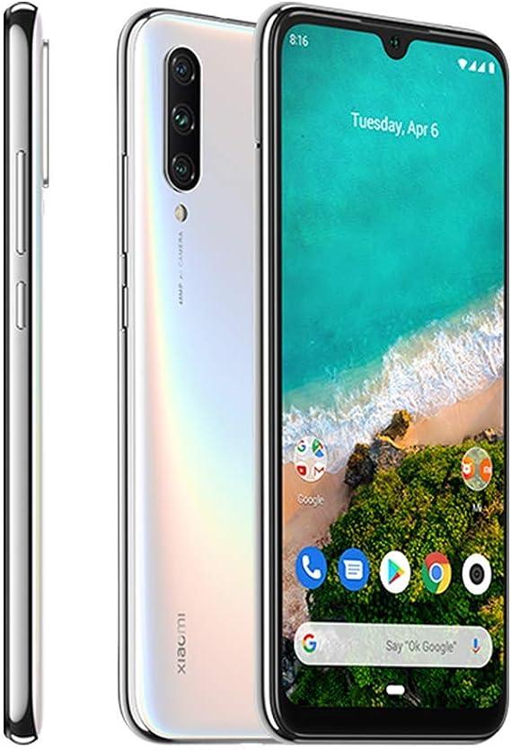 Xiaomi Mi A3 Dual SIM 64GB 4GB RAM White: Amazon.es: Electrónica