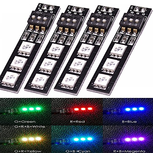 Led Light Strips For Rc Planes