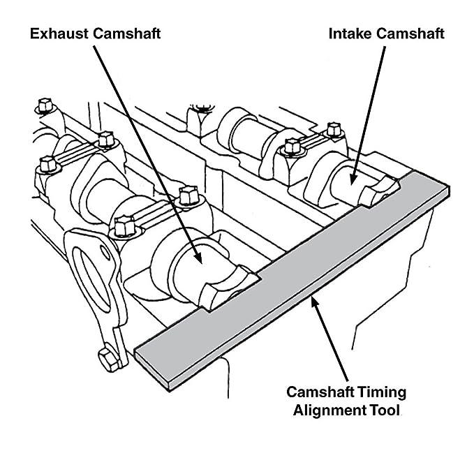 Amazon.com: starrich Motor Árbol de levas Kit de fijación de ...