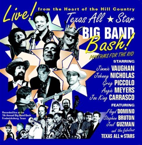 All Star Big Band - Live! Texas All-Star Big Band Bash! Rhythms For The Rio by Topcat Records (2006-06-20)