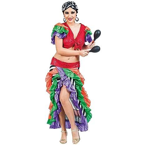 0ac2e248f1 Fyasa 705880-t04 brasiliano donna costume, grande. Scorri sopra l'immagine  per ingrandirla