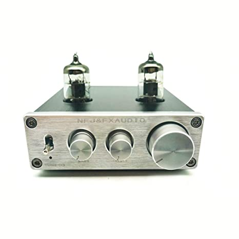FX-Audio Tube-03 Fever Bile Preamp 6j1 Tube HiFi ...